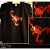 "NEU - NEW - NUEVO - Hochglanz/Hologram- Effekt - ""Skorpion"""