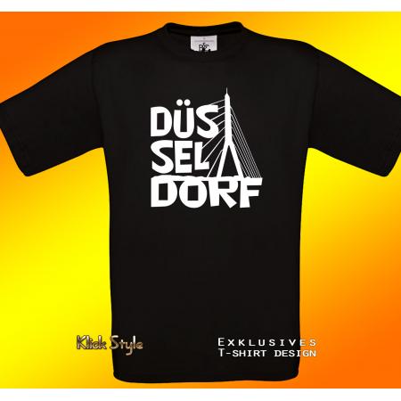 "T-Shirt ""Düsseldorf"""