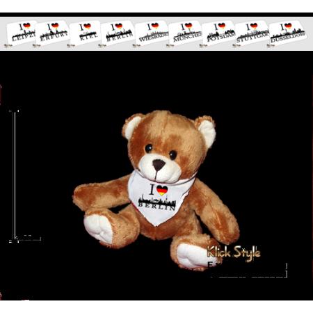 """Teddy """"Ich liebe..."""""""