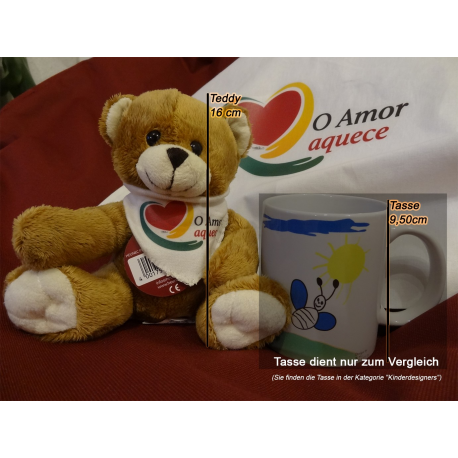 "Teddy ""O Amor aquece"""