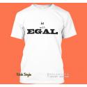"T-Shirt ""Ist mir egal"""