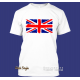 "T-Shirt ""Splash-Flag UK"""