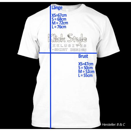 "T-Shirt ""Fliegende Herzen"""