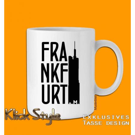"""Tasse """"Frankfurt a.M."""""""